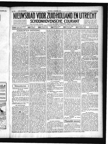 Schoonhovensche Courant 1937-11-08