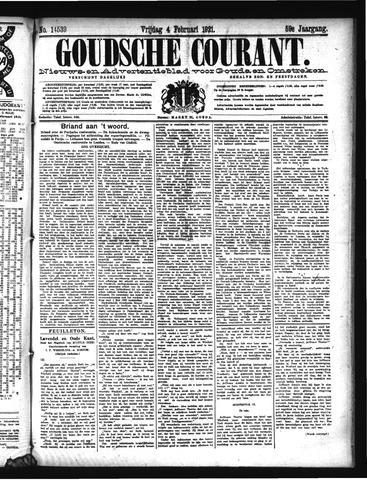 Goudsche Courant 1921-02-04