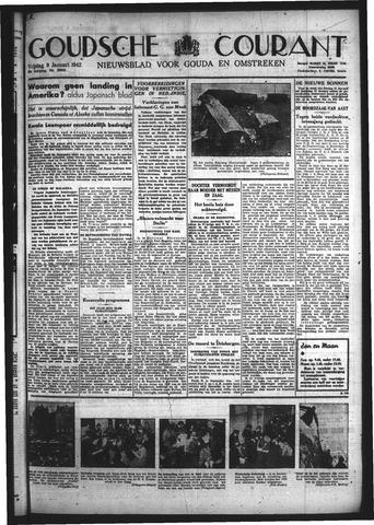 Goudsche Courant 1942-01-09