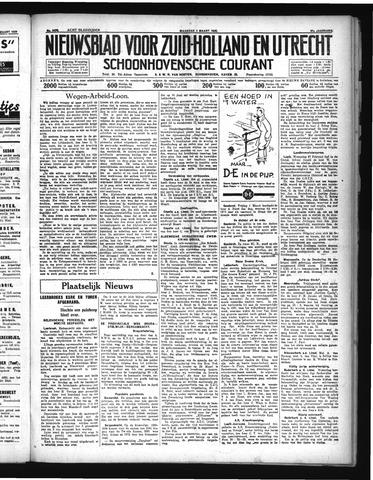 Schoonhovensche Courant 1935-03-04
