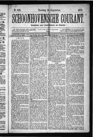 Schoonhovensche Courant 1879-08-24