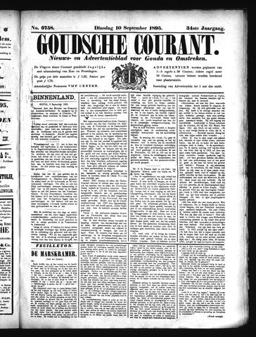 Goudsche Courant 1895-09-10