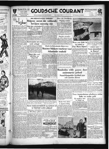 Goudsche Courant 1951-11-21