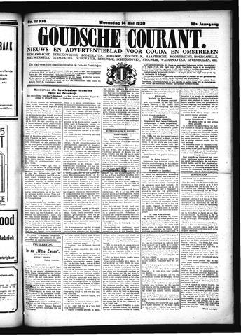 Goudsche Courant 1930-05-14