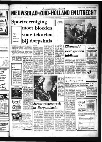 Schoonhovensche Courant 1975-07-04