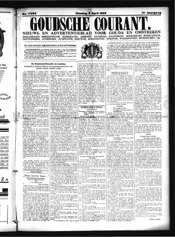 Goudsche Courant 1932-04-05