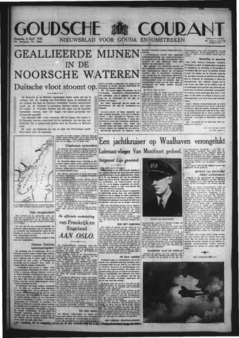 Goudsche Courant 1940-04-08