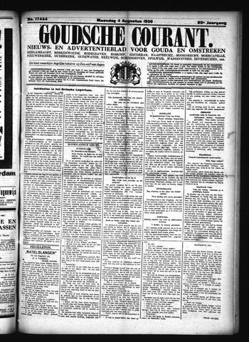 Goudsche Courant 1930-08-04
