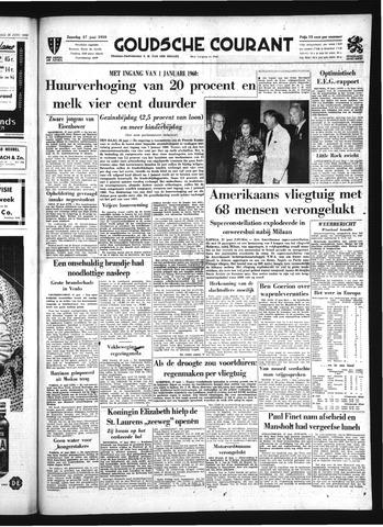 Goudsche Courant 1959-06-27