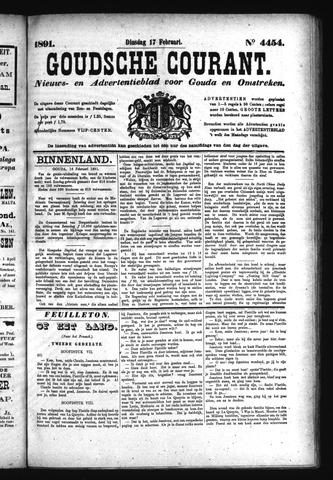 Goudsche Courant 1891-02-17