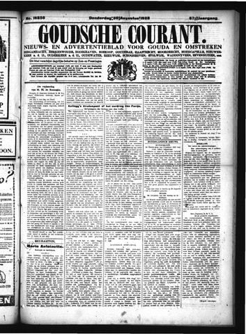 Goudsche Courant 1928-08-30