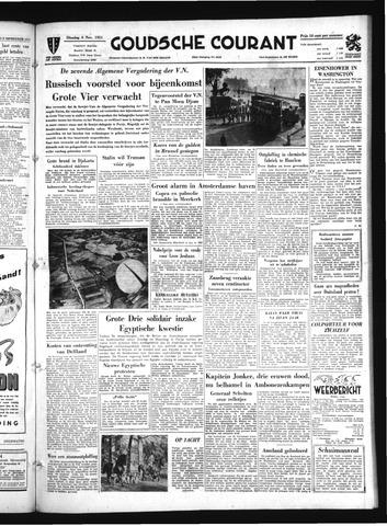 Goudsche Courant 1951-11-06