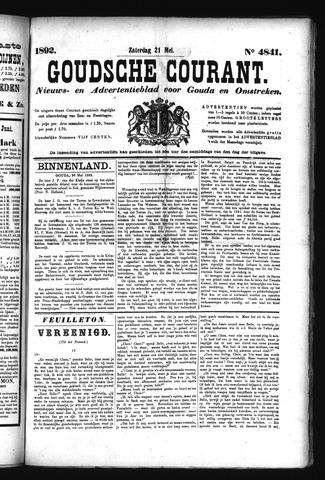 Goudsche Courant 1892-05-21