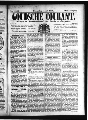Goudsche Courant 1909-04-01