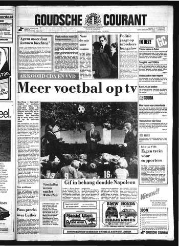 Goudsche Courant 1982-10-15