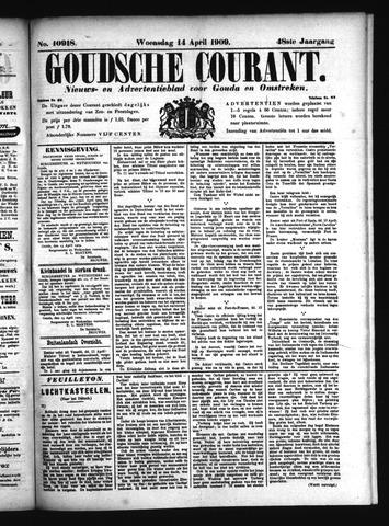 Goudsche Courant 1909-04-14
