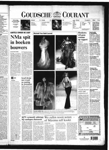 Goudsche Courant 2002-01-23