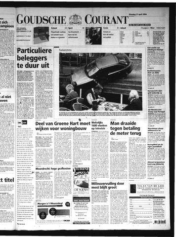 Goudsche Courant 2004-04-27