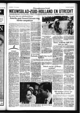 Schoonhovensche Courant 1965-04-21
