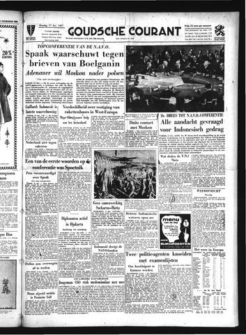 Goudsche Courant 1957-12-17