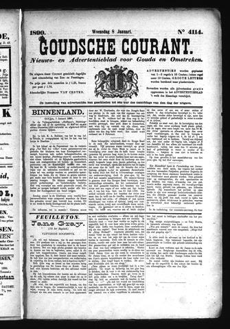 Goudsche Courant 1890-01-08