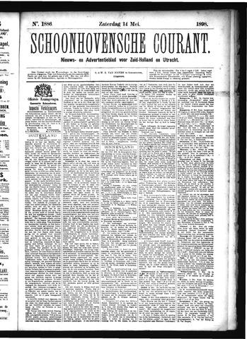 Schoonhovensche Courant 1898-05-14