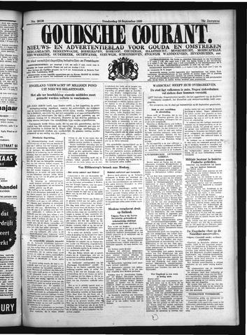 Goudsche Courant 1939-09-28