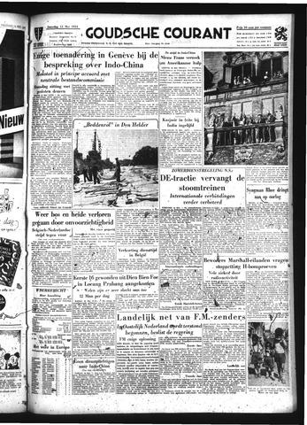 Goudsche Courant 1954-05-15
