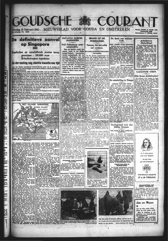 Goudsche Courant 1942-02-10