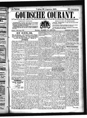 Goudsche Courant 1918-08-30