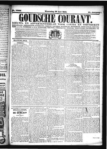 Goudsche Courant 1922-06-28