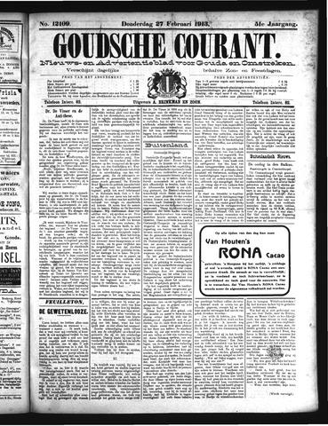 Goudsche Courant 1913-02-27