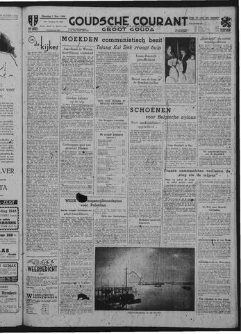 Goudsche Courant 1948-11-01