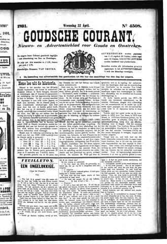 Goudsche Courant 1891-04-22
