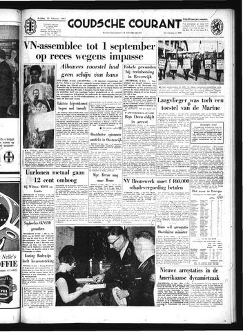Goudsche Courant 1965-02-19