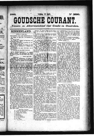 Goudsche Courant 1888-04-13