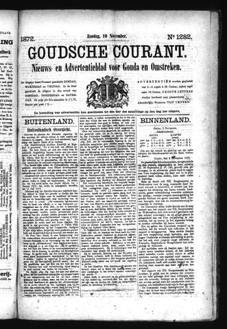 Goudsche Courant 1872-11-10