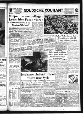 Goudsche Courant 1957-04-23