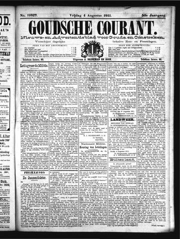 Goudsche Courant 1911-08-04