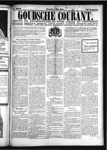 Goudsche Courant 1934-05-01