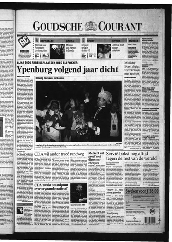 Goudsche Courant 1995-02-27
