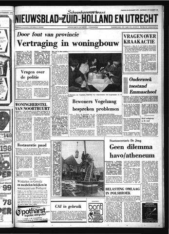 Schoonhovensche Courant 1976-11-26
