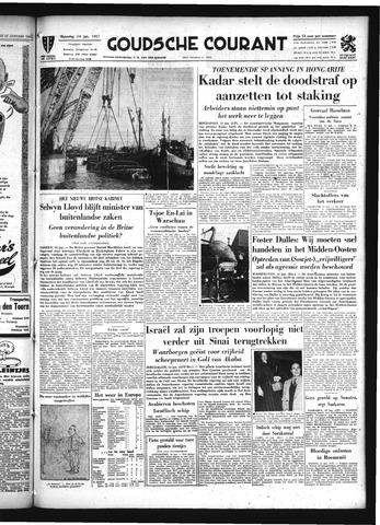 Goudsche Courant 1957-01-14