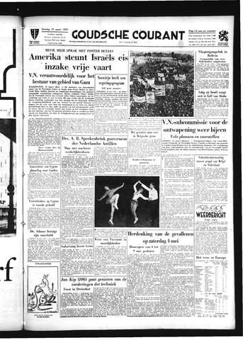 Goudsche Courant 1957-03-19