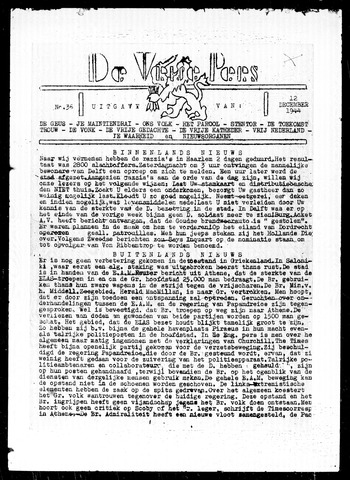 De Vrije Pers 1944-12-12