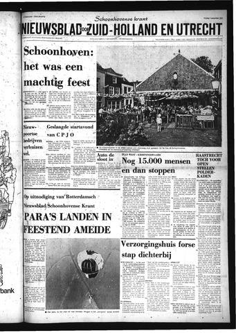 Schoonhovensche Courant 1973-09-07