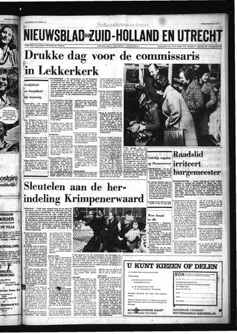 Schoonhovensche Courant 1974-03-06