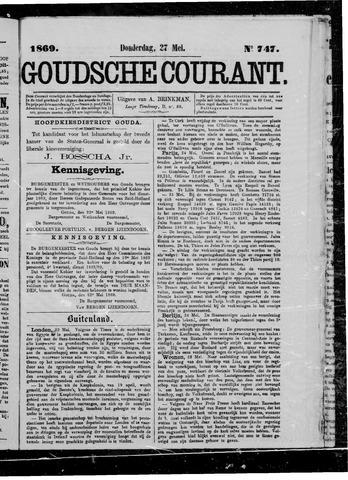 Goudsche Courant 1869-05-27