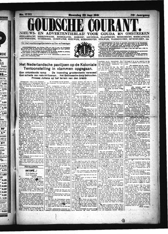Goudsche Courant 1931-06-29