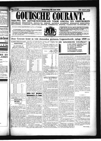 Goudsche Courant 1931-06-20